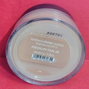 BareMinerals Pigment Makeup in Shade Medium Tan 18